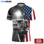 MC_Front_Polo_-_008AAIBRB37-Dump_Truck_Love_Of_Christ_Customized_Name_Flag_3D_Over_Printed_Shirts_For_Trucker