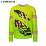 MC_LongSleeve_Front_011AFIARB15-_I_Am_A_Cautious_Truck_Driver_Green_Version_Customized_Name_And_Flag_3D_Over_Printed_Shirt_For_Trucker.jpg