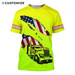 MC_Tee_Front_011AFIARB15-_I_Am_A_Cautious_Truck_Driver_Green_Version_Customized_Name_And_Flag_3D_Over_Printed_Shirt_For_Trucker.jpg